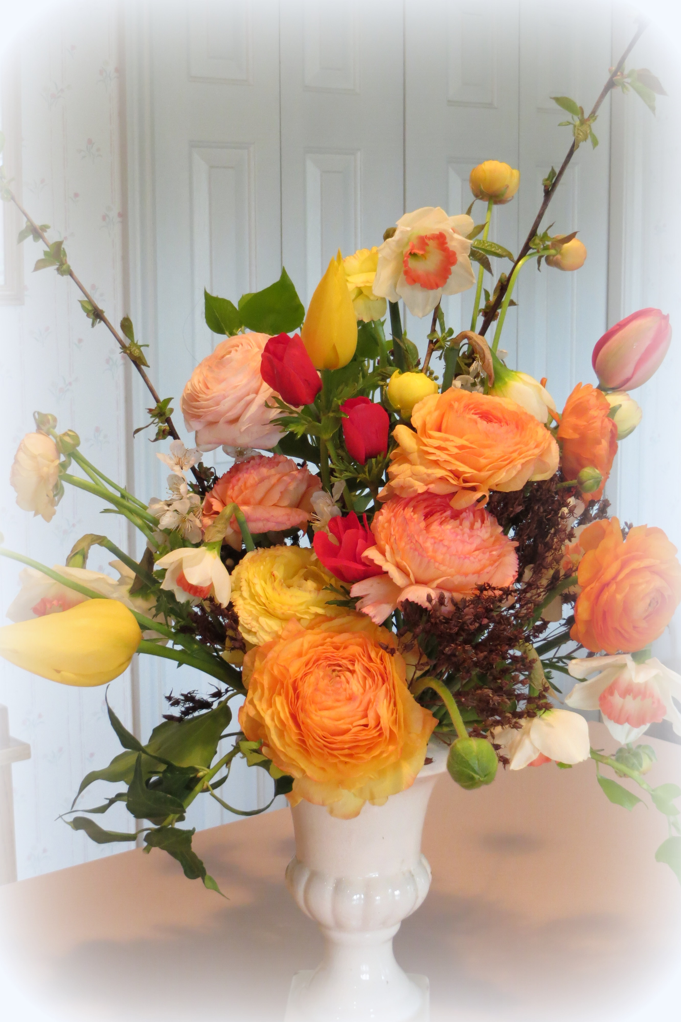 Birthday gift of flowers welcome to bare mtn farm birthday gift of flowers izmirmasajfo