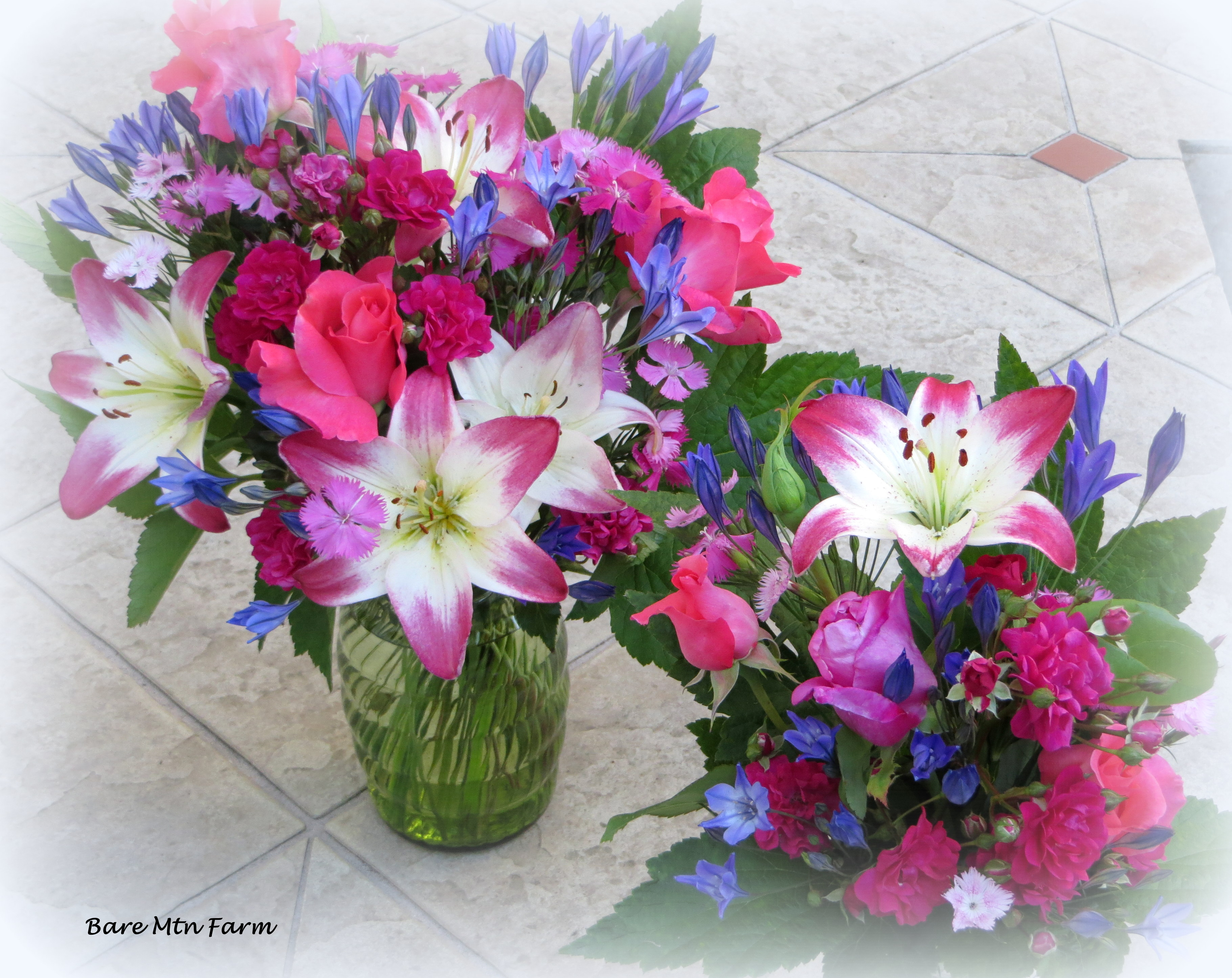 Birthday flowers welcome to bare mtn farm november 19 2014 3641 2892 event flowers birthday flowers izmirmasajfo